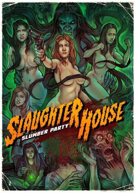 Slaugterhouse Slumber Party Image