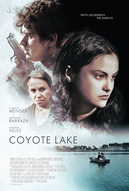 Coyote Lake Poster
