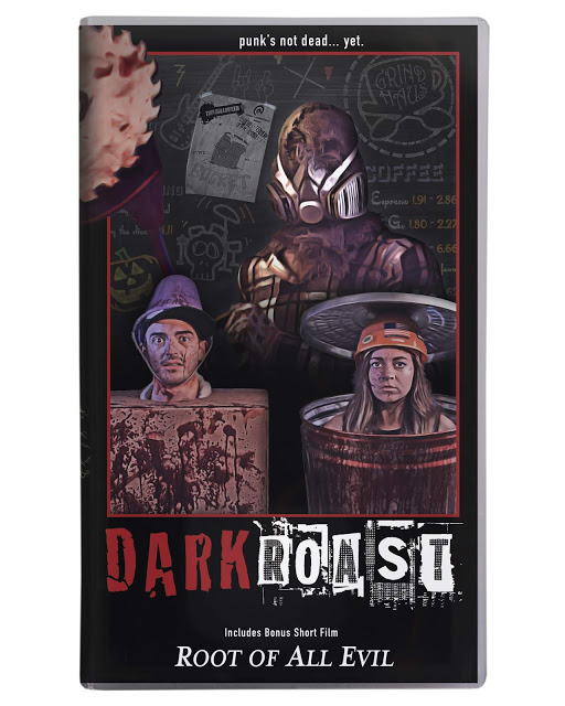 dark roast cover art