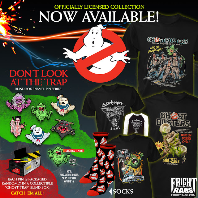 Fright rags ghostbusters image