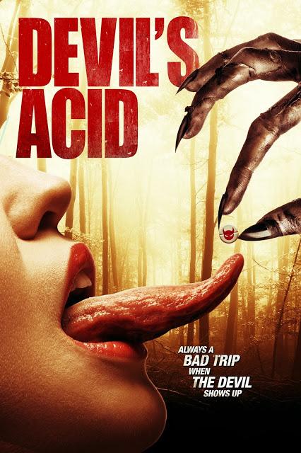 Devil's Acid Poster