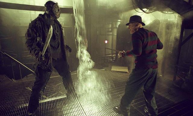 Jason v Freddy Image