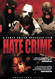 Hate Crime Official Poster