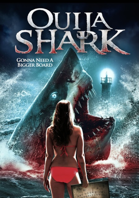 Ouija Shark Poster