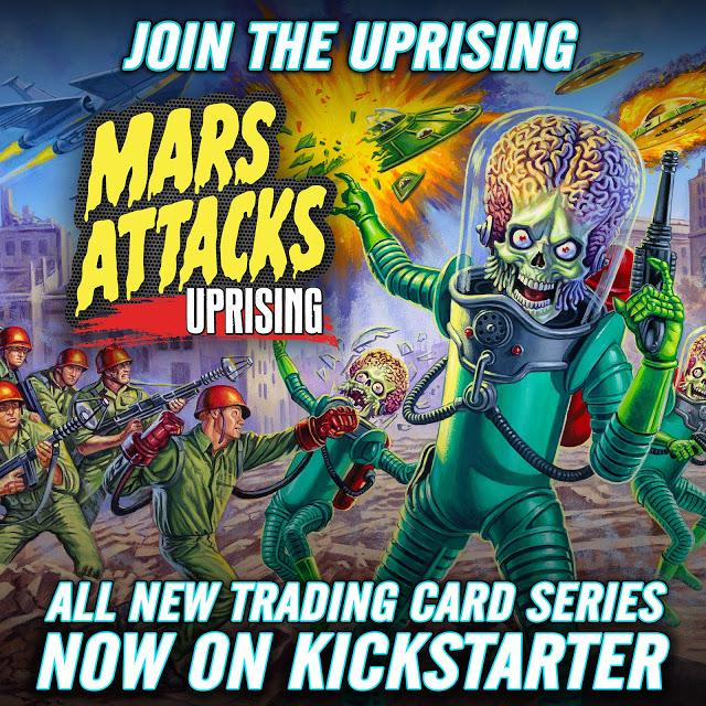 Mars Attacks uprising image