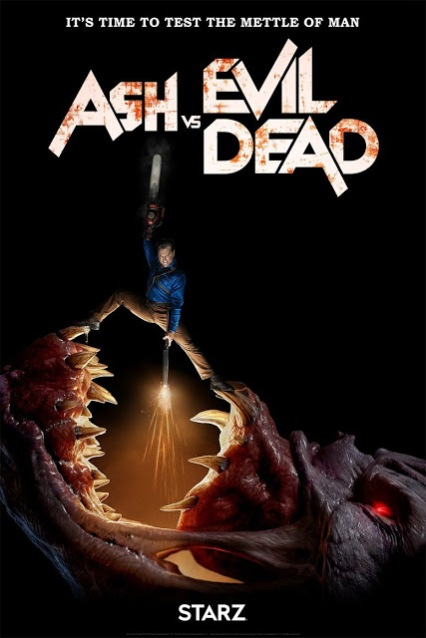 Ash vs Evil Dead season 3 poster