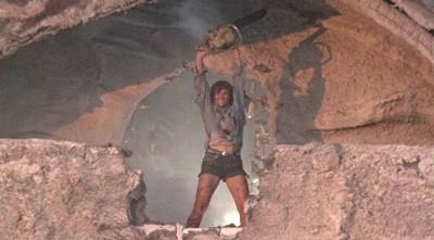 Image from Texas Chainsaw Massacre 2