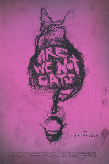 we are not cats poster