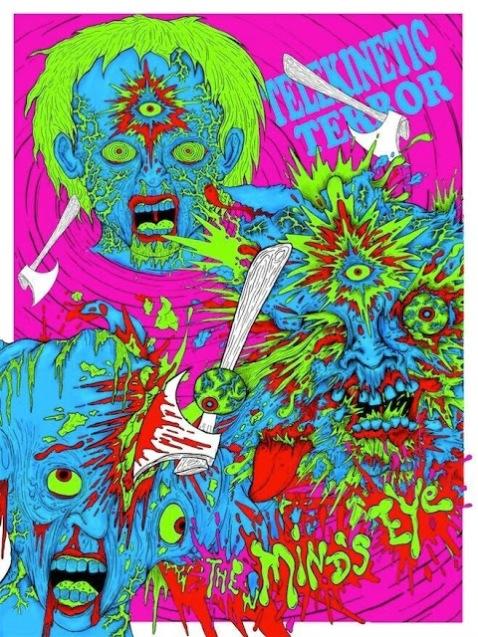 minds eye poster