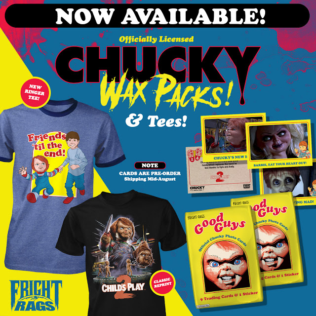 Child Play Fright rags image