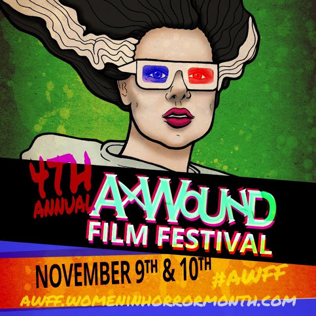 Ax Wound Film Festival Poster