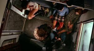Scene from the Night Train Murders