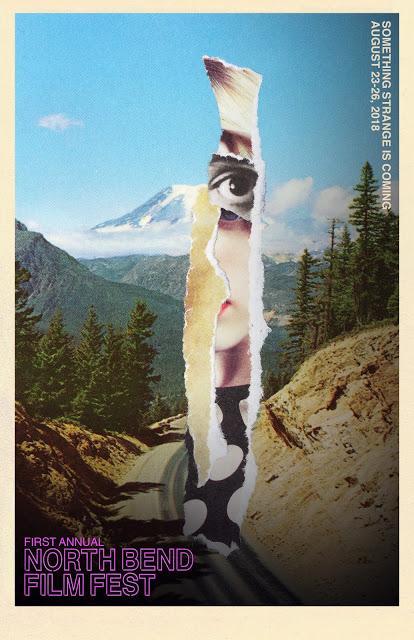 North Bend Film festival poster
