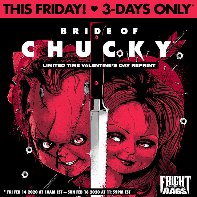Bride of chucky fright rags image