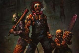 rob zombie's 31 art