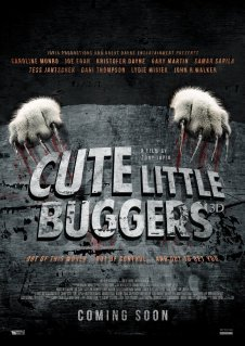 cute little buggers poster