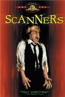 Scanners Official Poster