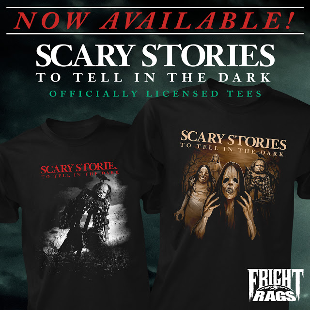 Scary Stories To Tell In The Dark Fright Rags