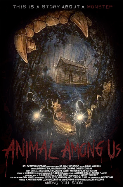 Animal Among Us Poster