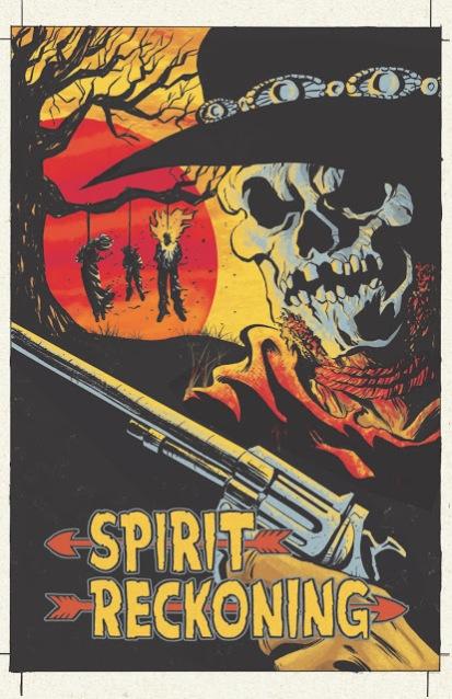 Spirit Reckoning Poster
