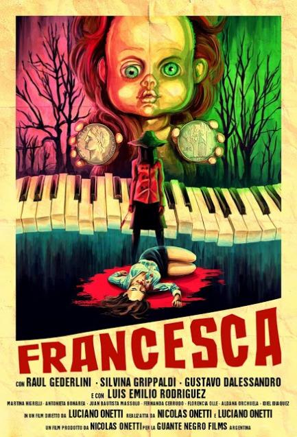 Francesca official poster