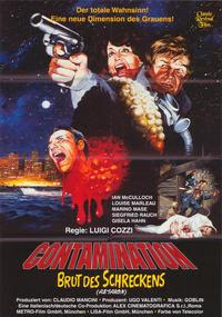 poster for contamination