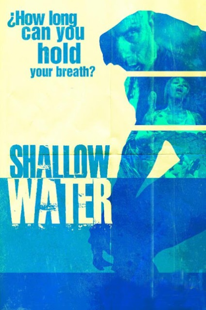 shallow water poster