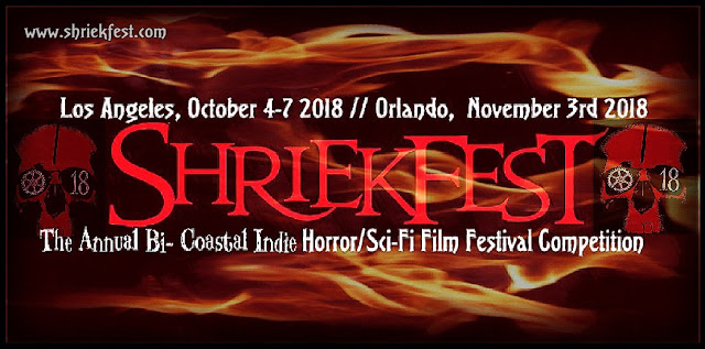 Shriekfest poster