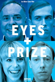 Eyes + Prize Poster