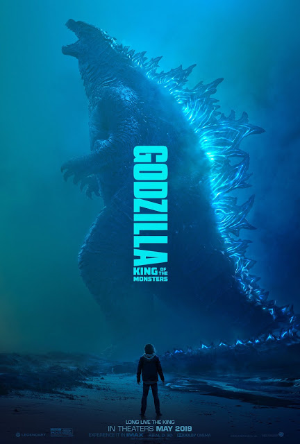 Godzilla King Of Monsters Poster