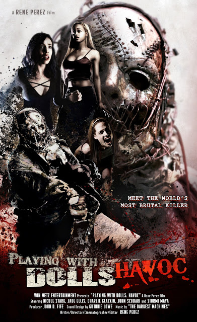 Playing with Dolls: Havoc poster