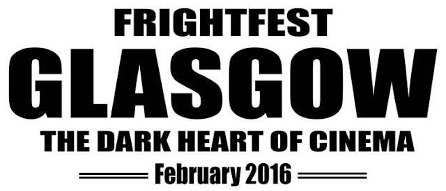 Glasgow frightfest banner