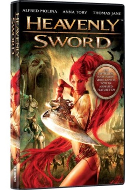 Heavenly Sword cover art