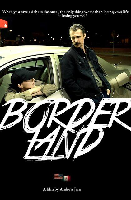 Borderland Poster