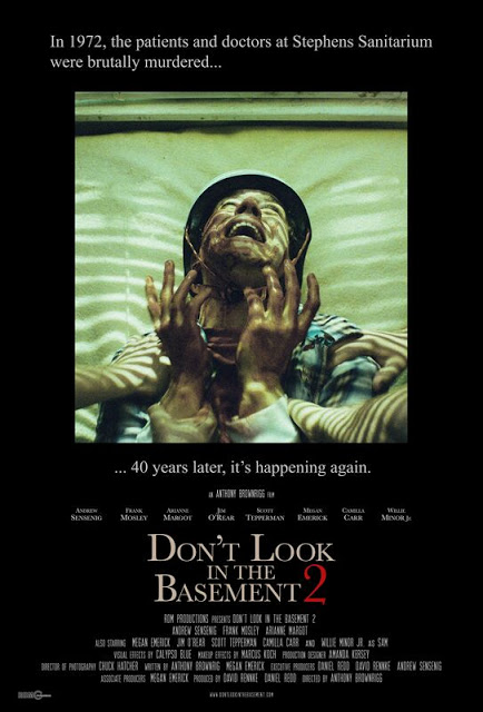 dont look in the basement 2 poster