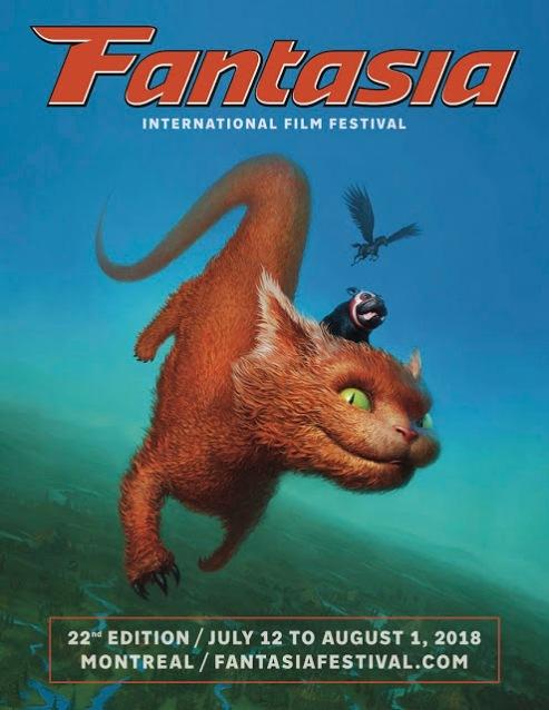 fantasia film festival 2018 poster