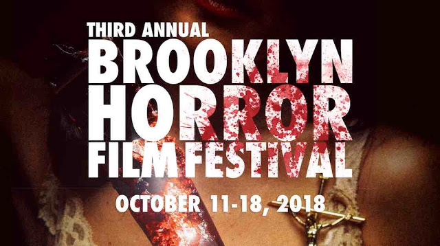 Brooklyn Horror film Festival Banner