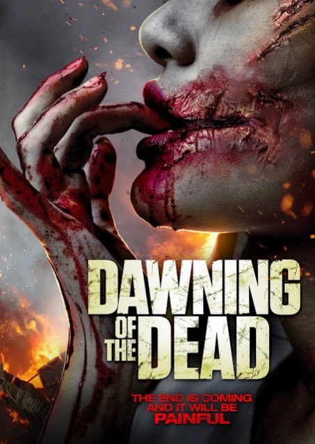 Dawning Of The Dead poster