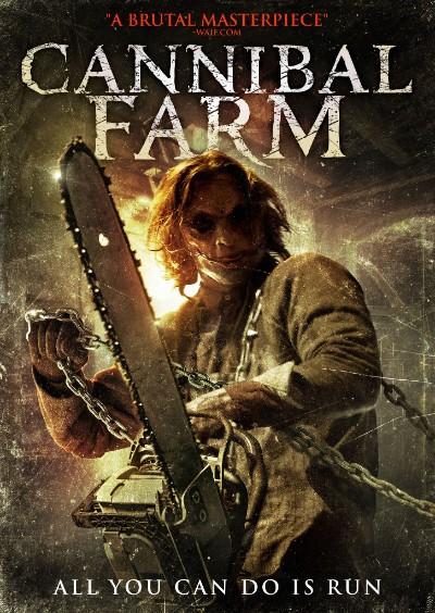Cannibal farm poster