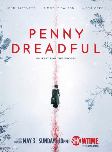 penny dreadful season 2 poster